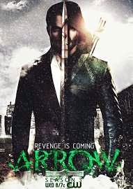 Arrow tercera Temporada Online