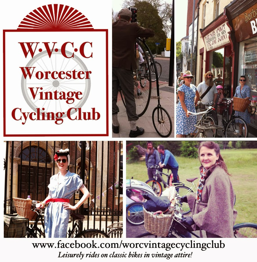 The Worcester Vintage Cycling Club