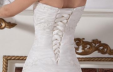 Luxe Ivoire satin organza douce sirène coeur de mariée trompette robe