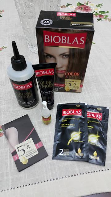 Bioblas Color & More Saç Boyası