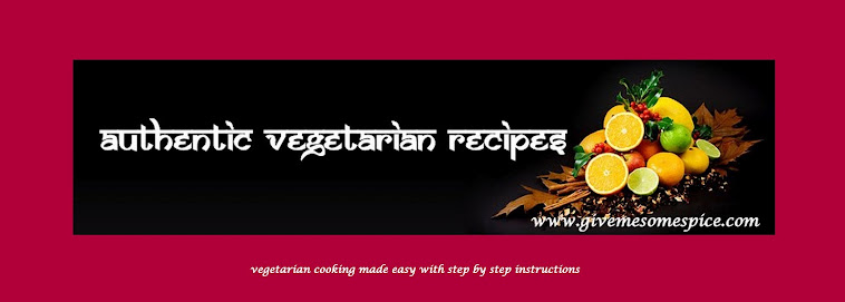 Authentic Vegetarian Recipes | Indian Traditional Food | Step-by-step Instructions