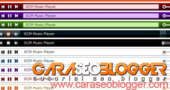 cara menambahkan lagu di blog - 1