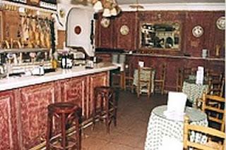 interior del restaurante para celiacos el arrozal en madrid