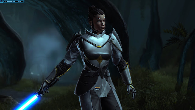 star wars the old republic, Knights of the Fallen Empire, Chapter V From The Grave senya