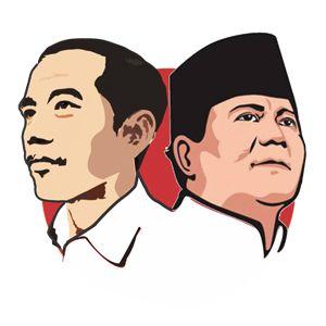 Jokowi VS Prabowo$quote=2019 -