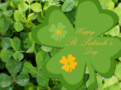 Free Download St. Patrick's Day PowerPoint Background 1