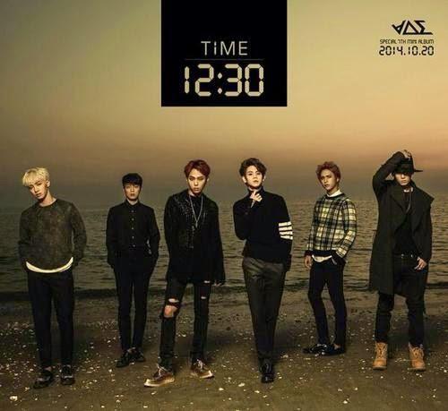 """BEAST revela cuál será la canción principal de su próximo mini álbum """"Time"""""""