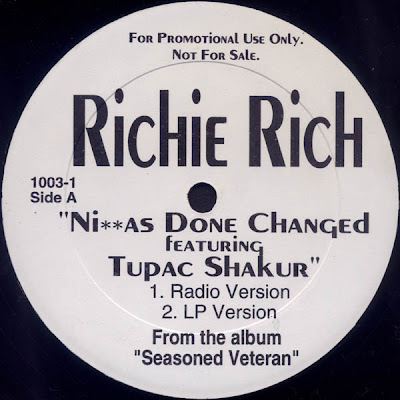 Richie Rich – Niggaz Done Changed (Promo VLS) (1996) (320 kbps)