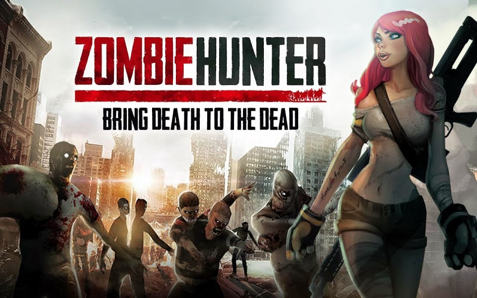 Zombie Hunter War Of The Date - Game Zombie Keren Android