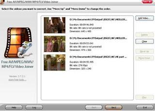 Cara Menggabungkan Video