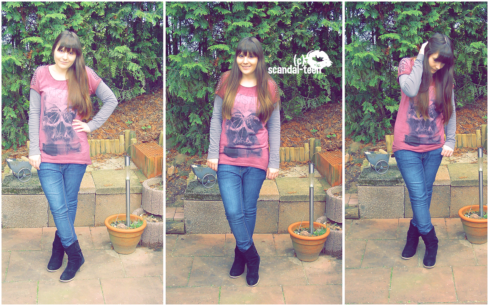 Smalltownadventure: {Outfitpost} Casual Outfit und