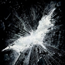 Dark Knight Rises Movie Twitter Icon