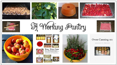 A Working Pantry