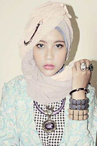 Pemenang Pertama Hijab Hunt 2013