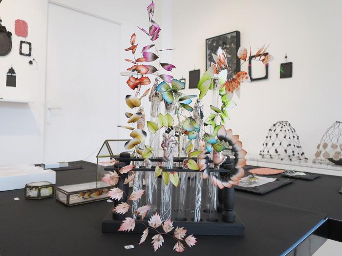 Expo paris - Lyndie Dourthe - Galerie 3eparallele