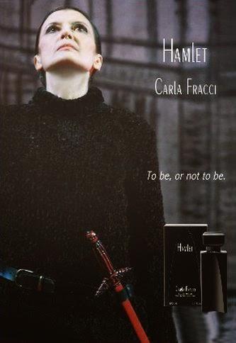 Carla Fracci: парфюмерная линия