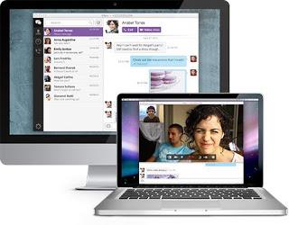 Viber Untuk SMS DI Mac