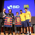 Carlos Vives el FC de Barcelona y el Bid unidos por la cultura y el deporte
