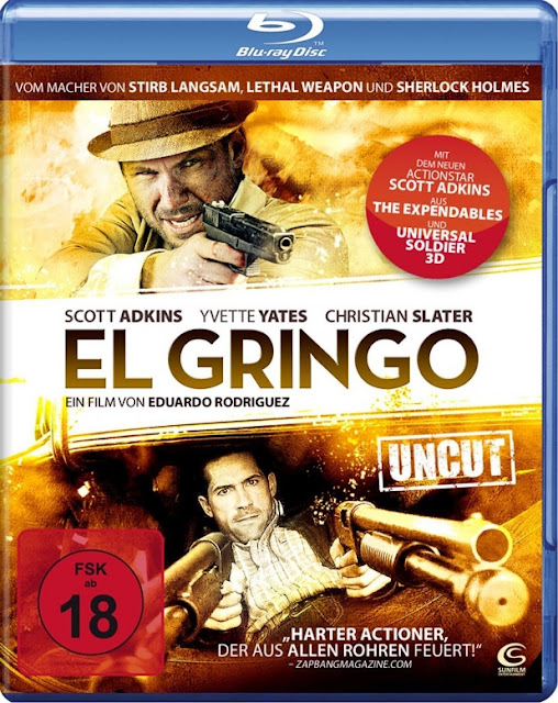 El Gringo (2012) BluRay 720p 600Mb Mkv