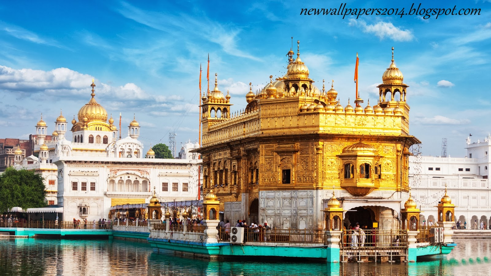 The Golden Temple - Harmandir sahib hd wallpapers 2014 ...