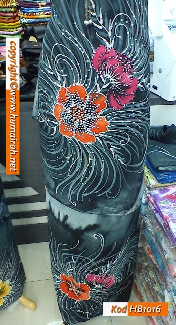 New Arrival Batik Sutera Asli Kuala Terengganu
