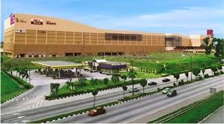Aeon Tebrau City New Wing