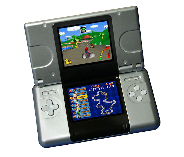 NDS(Nintendo Dual Screen)
