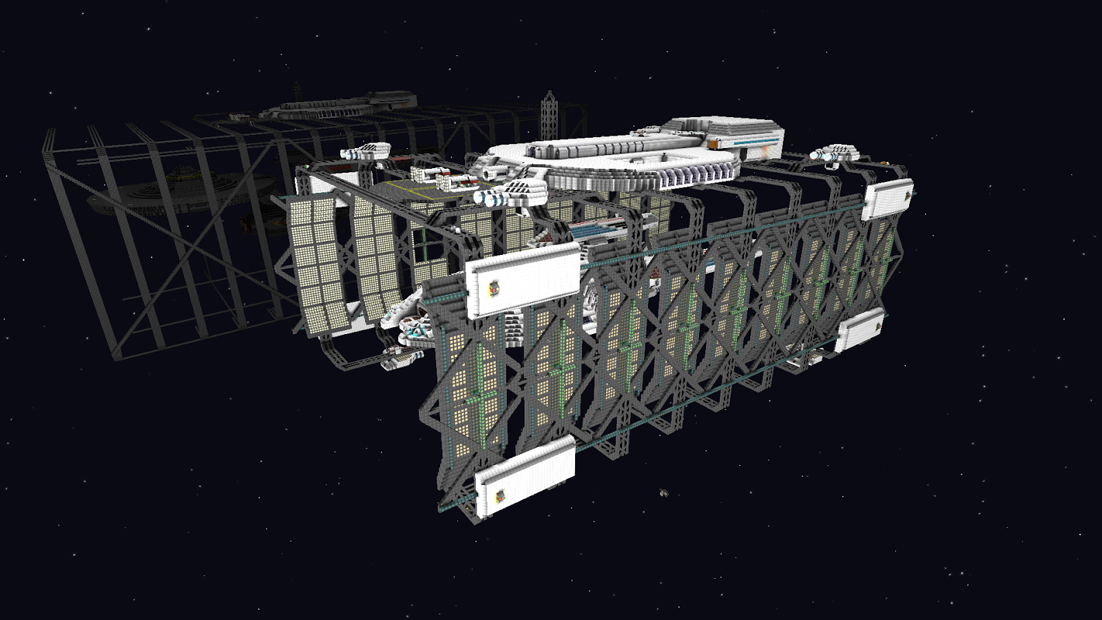 space ship on starmade - photo #36