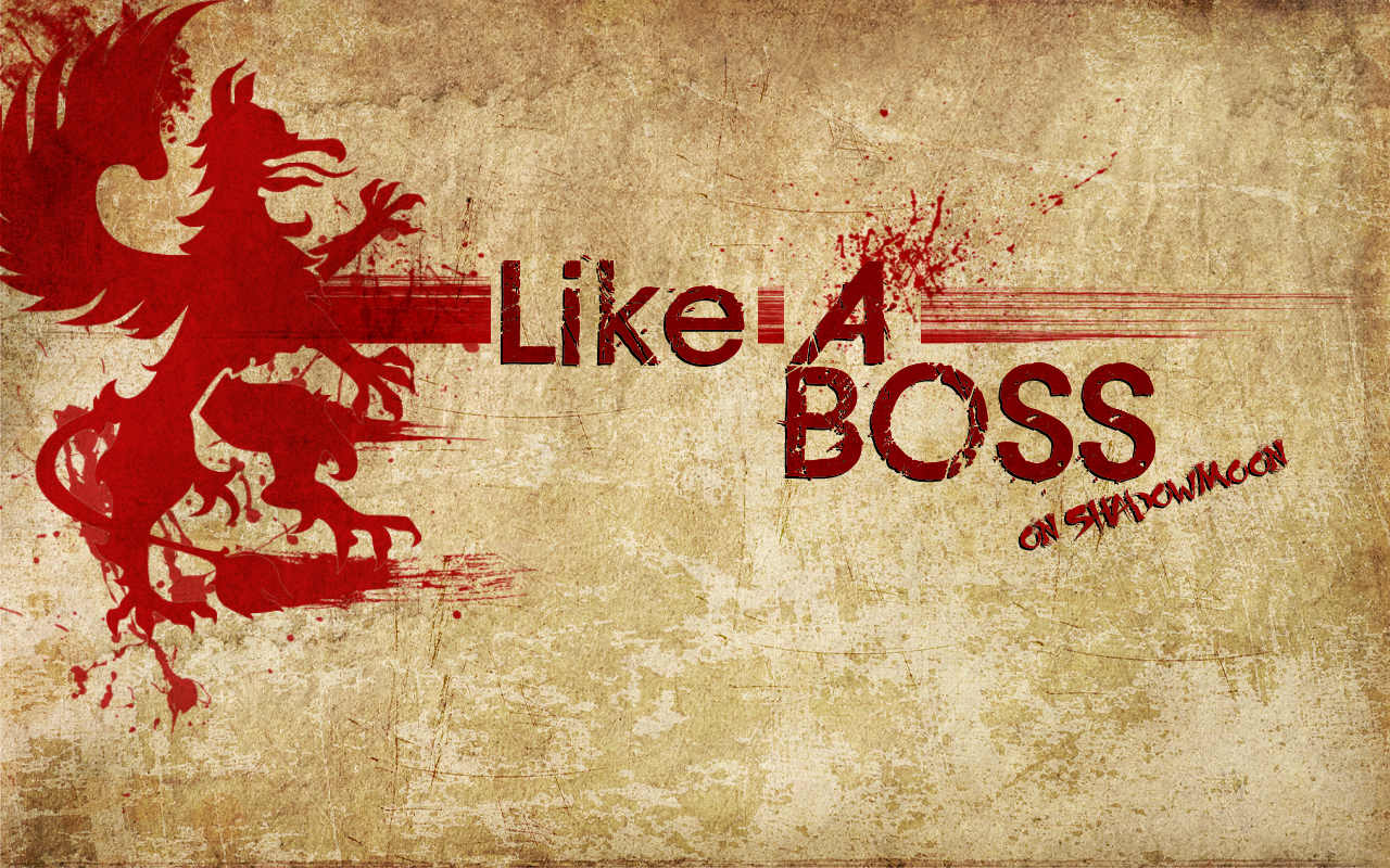 Like A Boss Logo Wallpaper I like a man not an account ofLike A Boss Logo Wallpaper