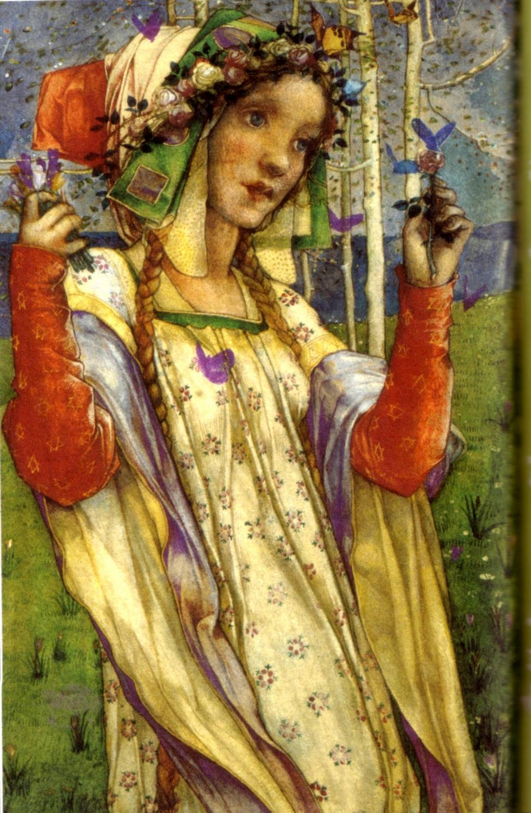 edward reginald frampton fairyland
