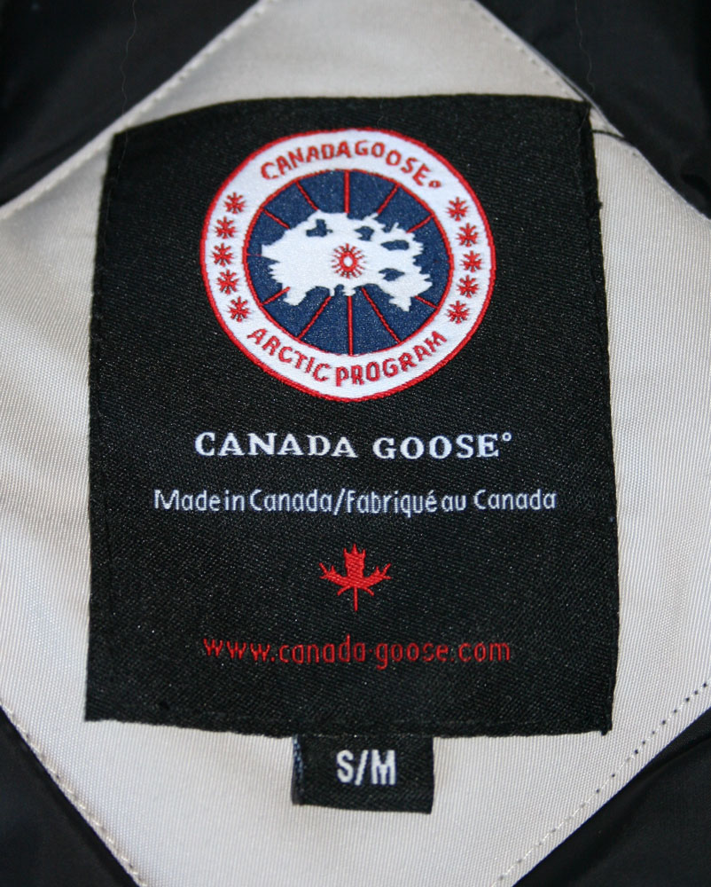 Canada Goose' jackets online authentic