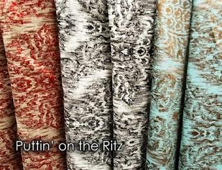 silk, jacquard, woven, fabric