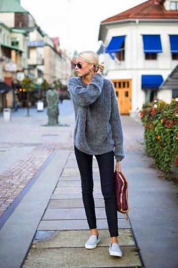 How To Shop for Cozy Oversized Sweaters at the Thrift Store ...