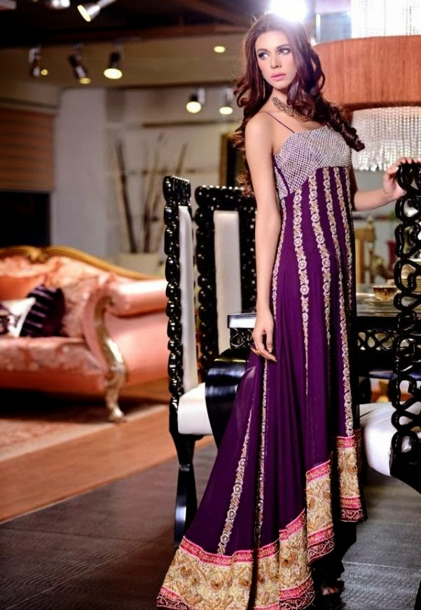 Latest Formal Wear 2014 For Girls By Rani Emaan News Fashion Styles