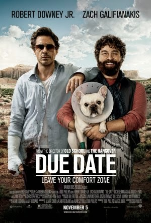 Due Date movie