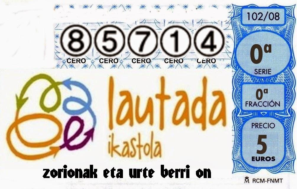 GABONETAKO LOTERIA