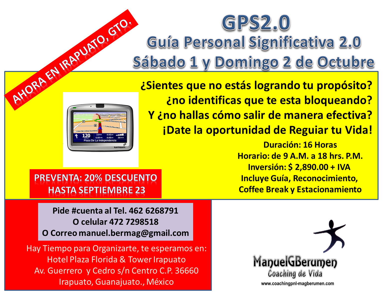 blog de magberumen coaching pnl y consultor a empresarial gps2 0 gu a personal significativa 2 0. Black Bedroom Furniture Sets. Home Design Ideas