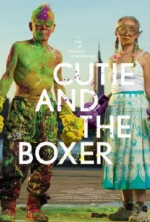 Cutie and the Boxer (2013) - Movie Review