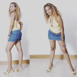 Juliet Ibrahim's Throwback Pics