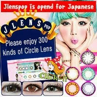Jlenspop - Japanese Style Circle Lens