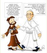 EL PAPA FRANCISCO I EN IMÁGENES. El Papa Francisco y su tocayo: