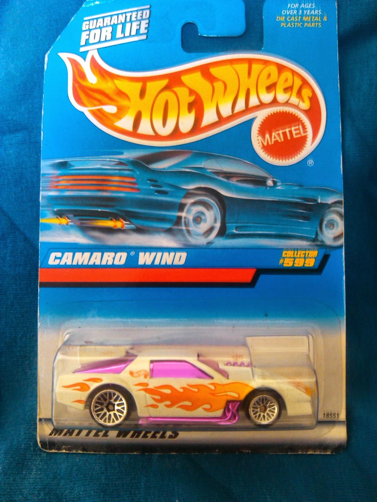 Colección Chevrolet Camaro en Blister Camaro+Wind+1997+Hot+Wheels+%23599