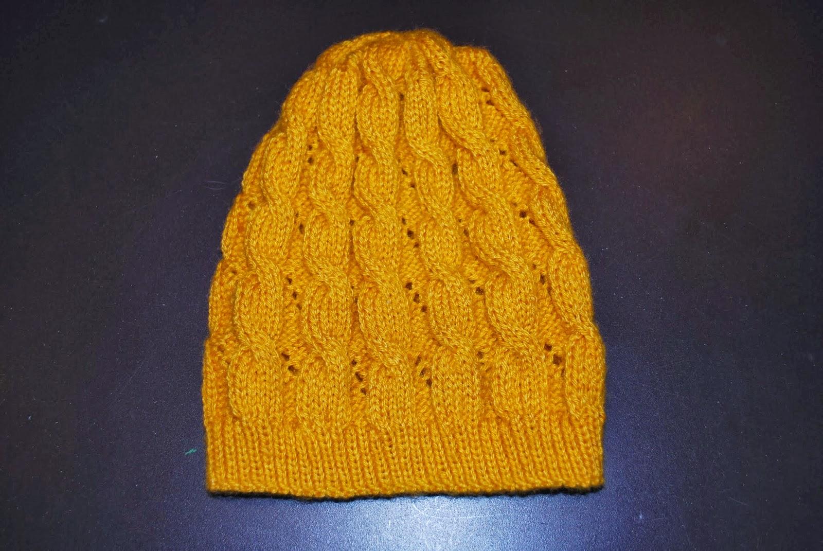 Traduction du bonnet d 39 hermione - Aiguille a tricoter grande longueur ...