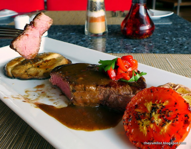 Cucina Mediterranea, Pullman Hotel, Bangsar, Kuala Lumpur