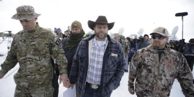 Milisi Bersenjata Duduki Gedung Federal Oregon