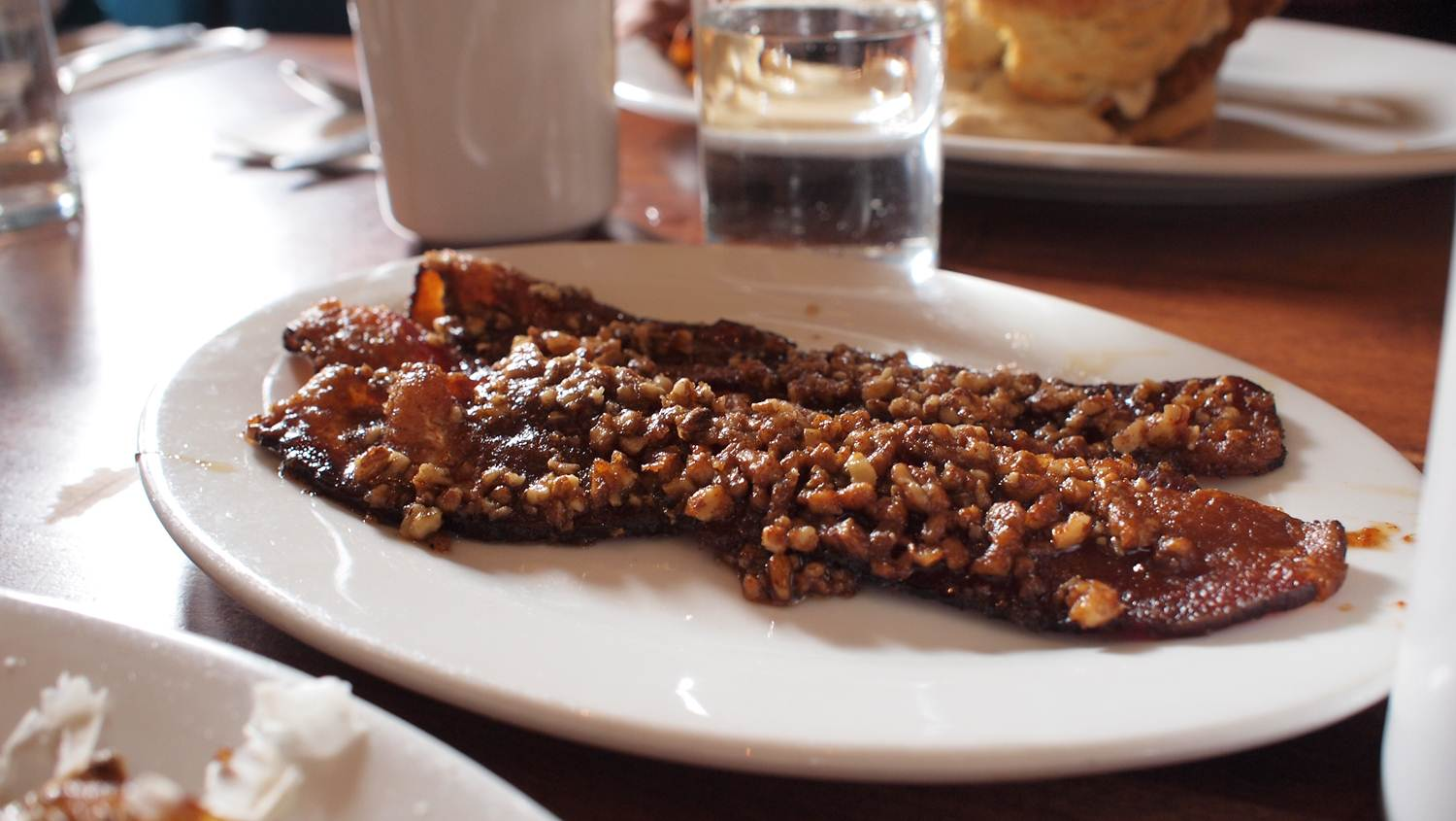 Merveilleux Praline Bacon   Heaven That Comes In Strips