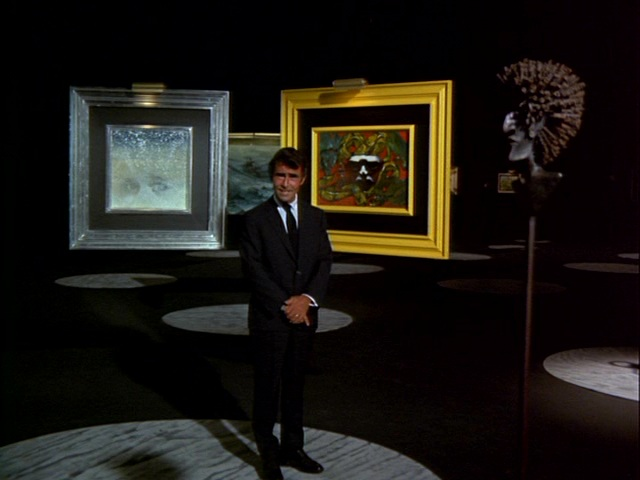 Rod Serling in the Night Gallery