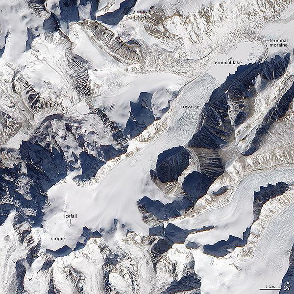 Retreat of glaciers since 1850 - Wikipedia