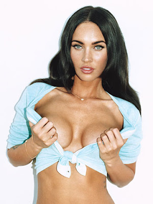 Megan Fox Wallpapper, Megan Fox Bikini