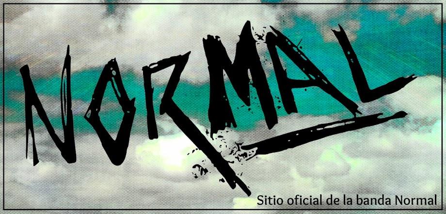 Normal - sitio oficial de la banda.